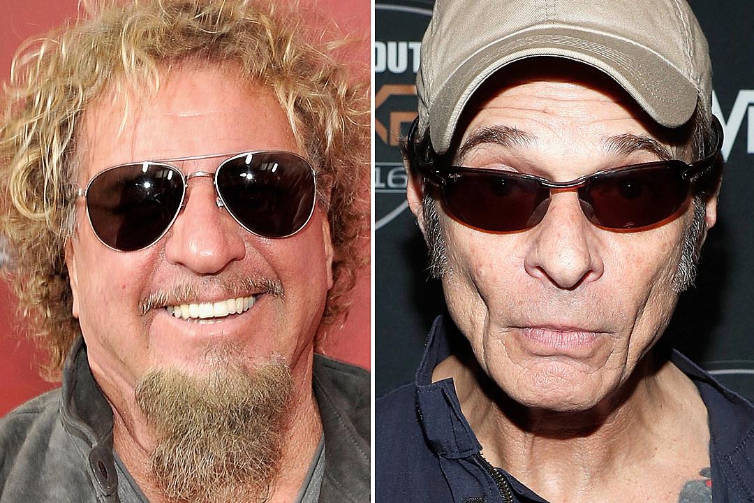 Sammy Hagar Wants to Tour With David Lee Roth and Van Halen