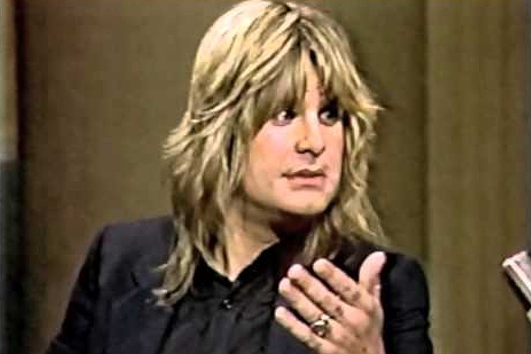 35 Years Ago: Ozzy Osbourne Appears on 'Letterman' Six Days After Randy Rhoads' Death