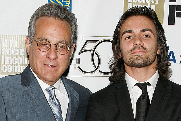 Max and Jay Weinberg