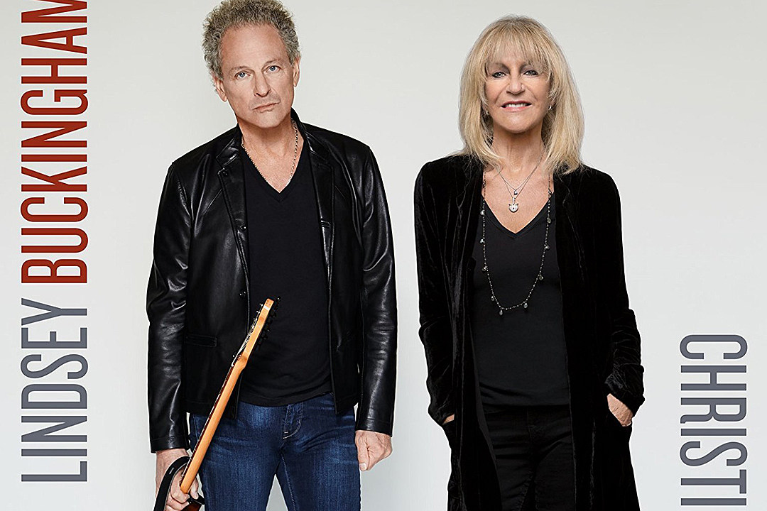 Lindsey Buckingham and Christine McVie Reveal Album Details and Announce Tour Dates