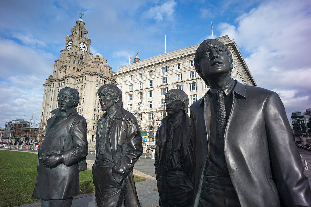Liverpool Plans Three-Week Celebration of the Beatles