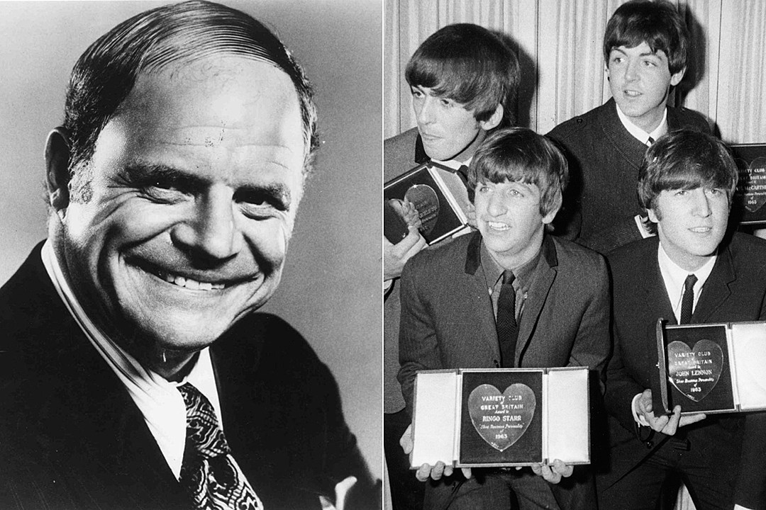 The Night Don Rickles Insulted the Beatles