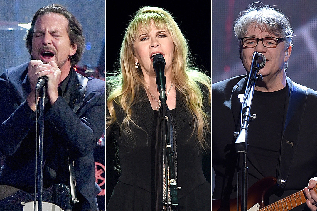 Stevie Nicks, Steve Miller Band and Eddie Vedder to Play Inaugural Bourbon and Beyond Festival
