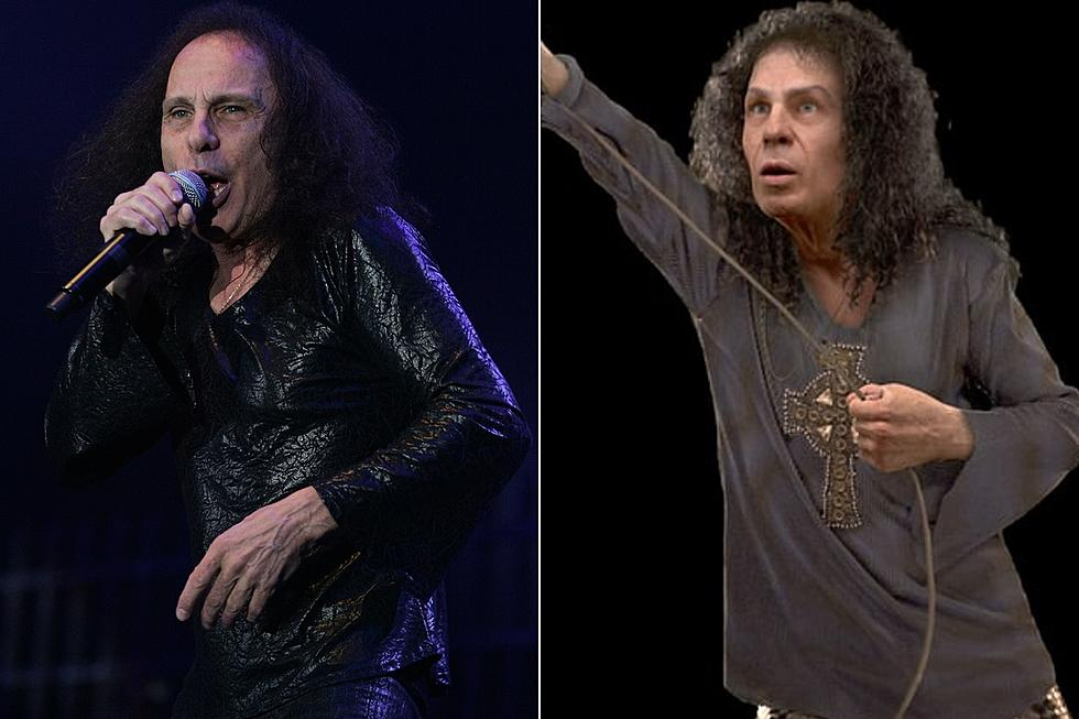 Wendy Dio Says Ronnie James Dio's Touring Hologram Is 'Great for the Fans'