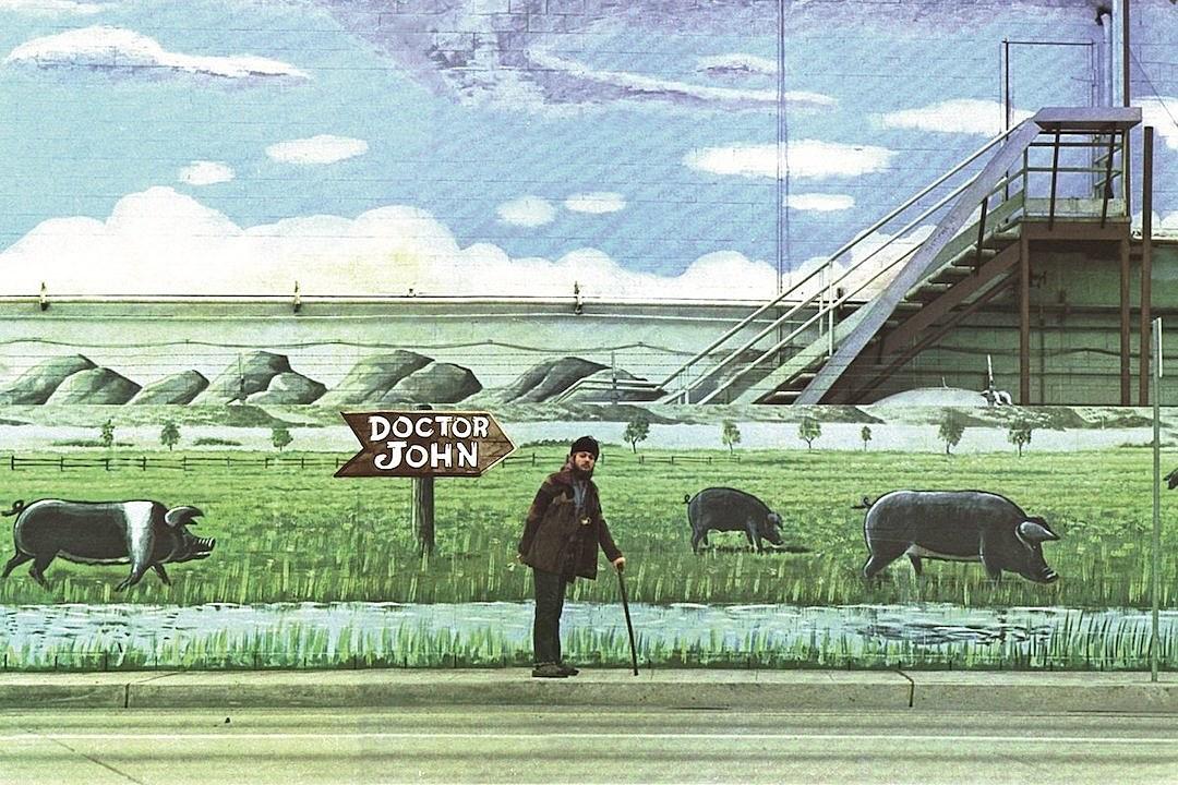 45 Years Ago: Dr. John