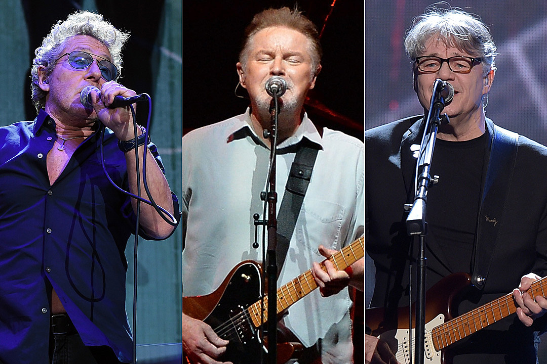 Join Don Henley, Steve Miller Band, Roger Daltrey + More on a