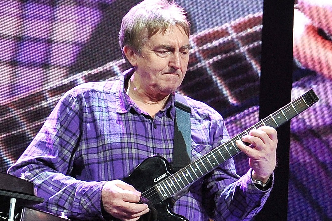 Allan Holdsworth Fans Pay for His Funeral