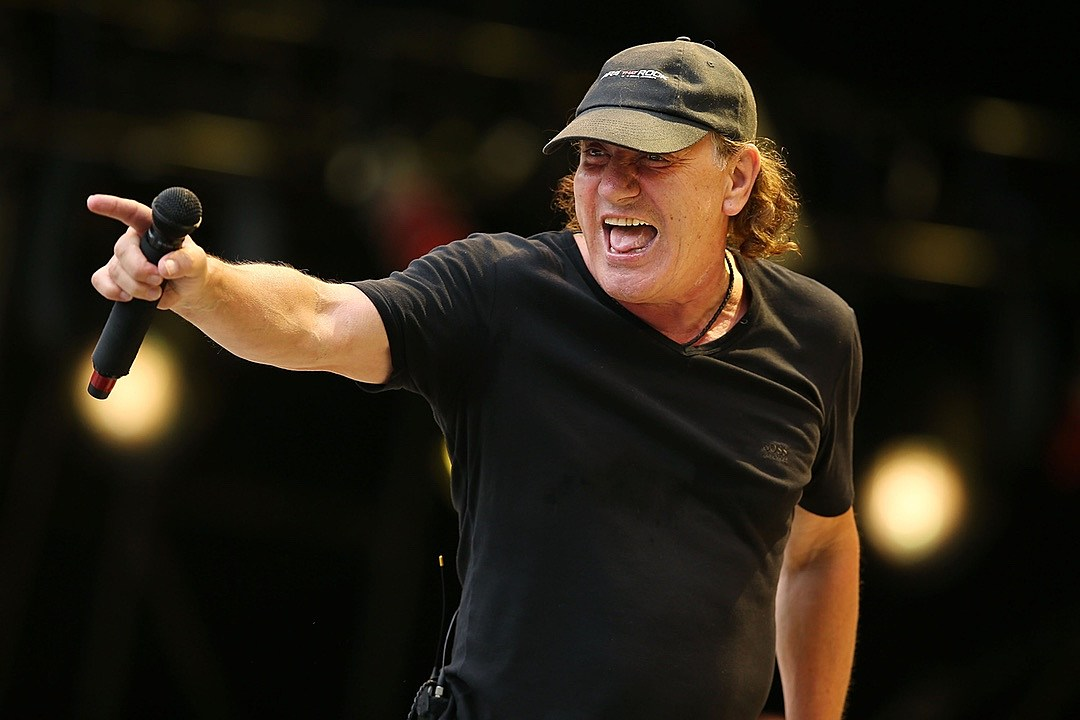 Brian Johnson to Meet Up With Famous Friends on