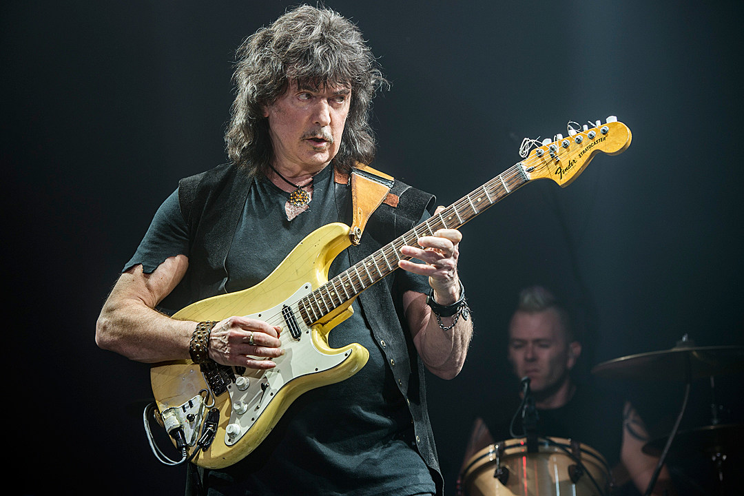 Listen to New Ritchie Blackmore's Rainbow Song 'The Storm'