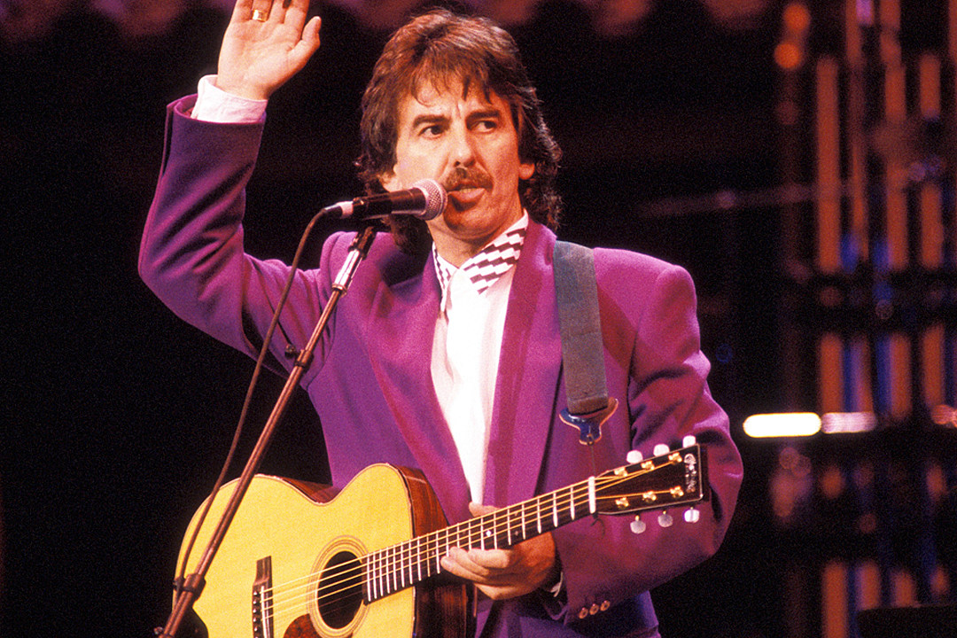 25 Years Ago: George Harrison Plays His Final Full Concert