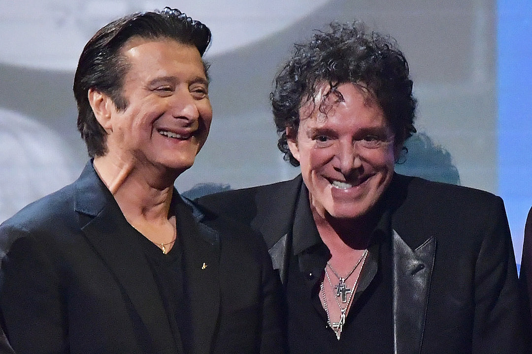 Neal Schon Has a Theory on Why Steve Perry Didn
