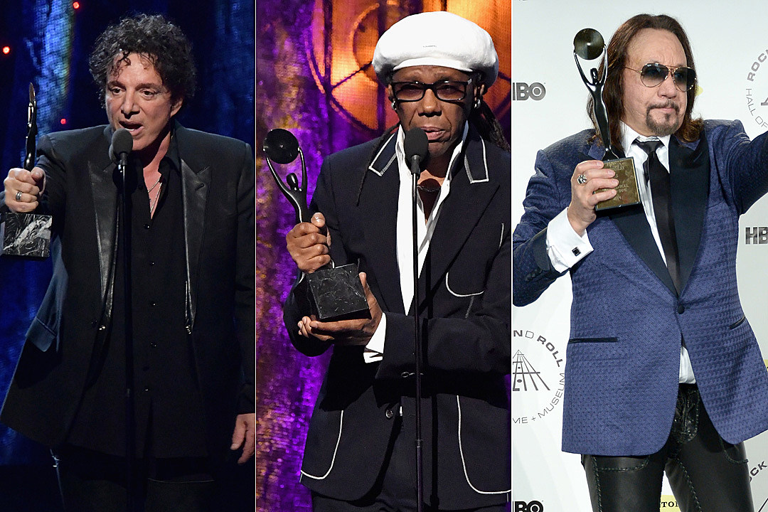 Nile Rodgers Says Chic Were Influenced by Journey and Kiss