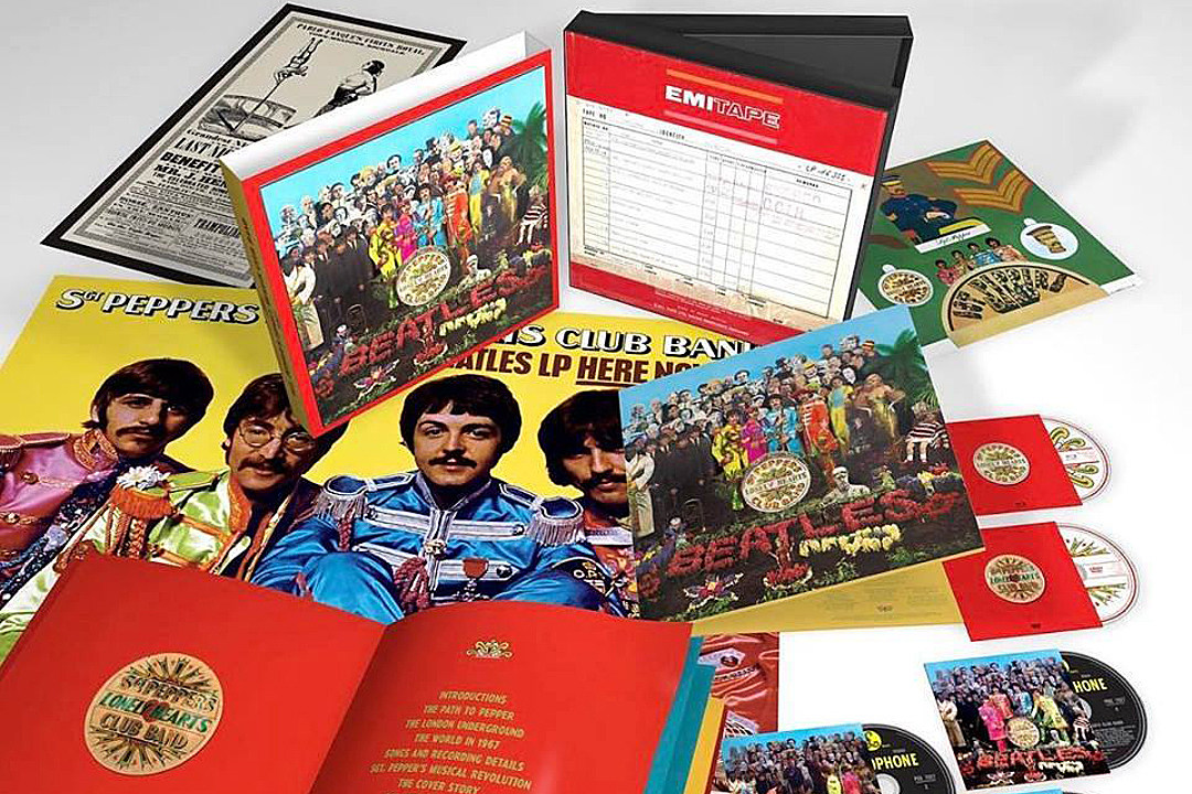 The biggest reissue treatment ever: Sgt. Pepper's 50th anniversary