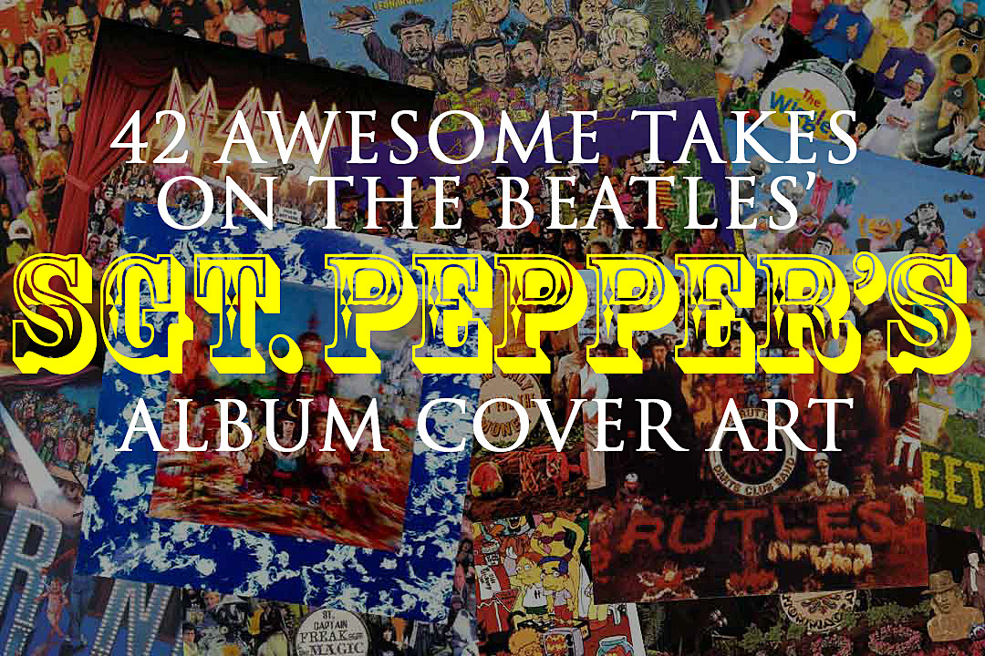 42 Awesome Takes on the Beatles