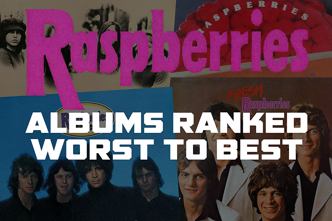 Raspberries Albums Ranked Worst to Best