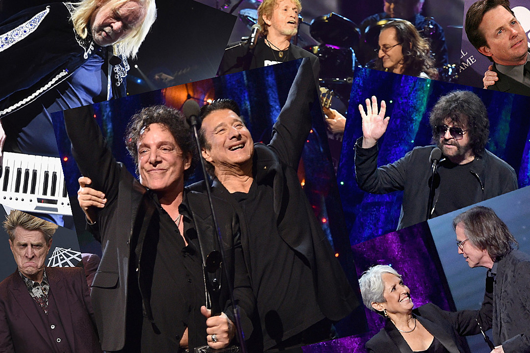 Rock and Roll Hall of Fame Induction Ceremony 2017: Our 11 Favorite Moments