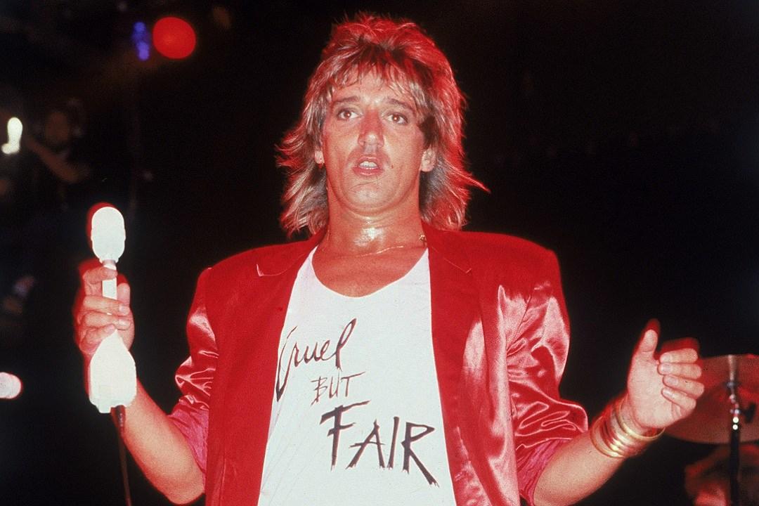 35 Years Ago: Rod Stewart