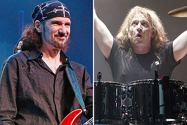 Bruce Kulick and Eric Singer