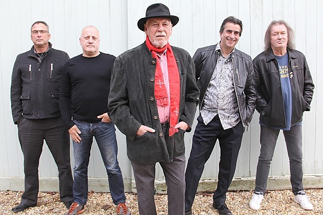 Listen to New Procol Harum Song,