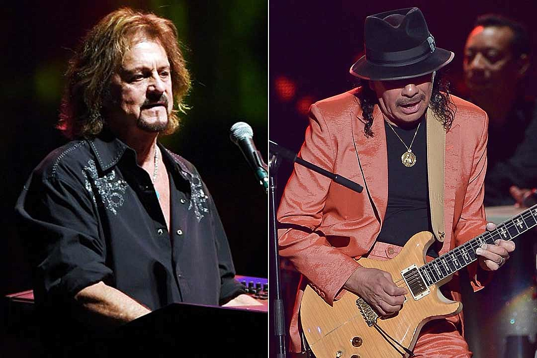 Gregg Rolie Said It Took a Year to Talk Carlos Santana Into Recording