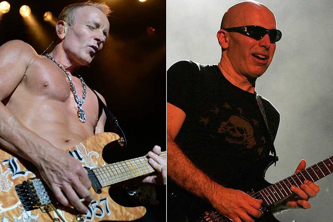 Phil Collen, Warren DiMartini and Paul Gilbert to Join Joe Satriani at 2017 G4 Experience