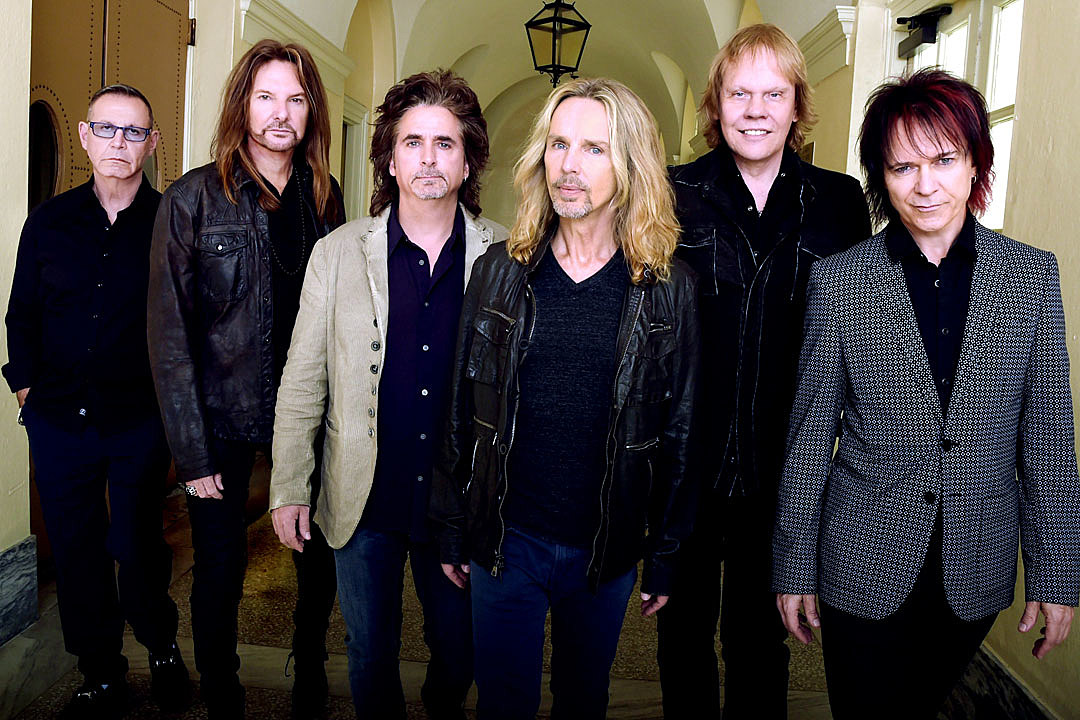 Tommy Shaw Shares the Secrets Behind Styx