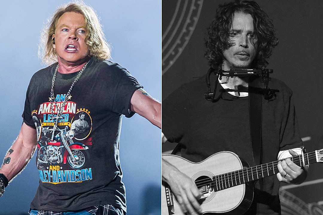 Watch Guns N' Roses Cover Soundgarden's 'Black Hole Sun' – 'This One's…