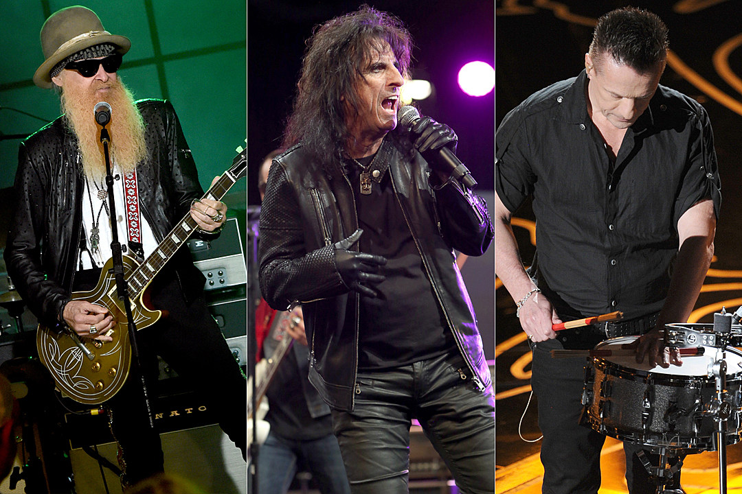 U2, ZZ Top Stars to Appear on Alice Cooper