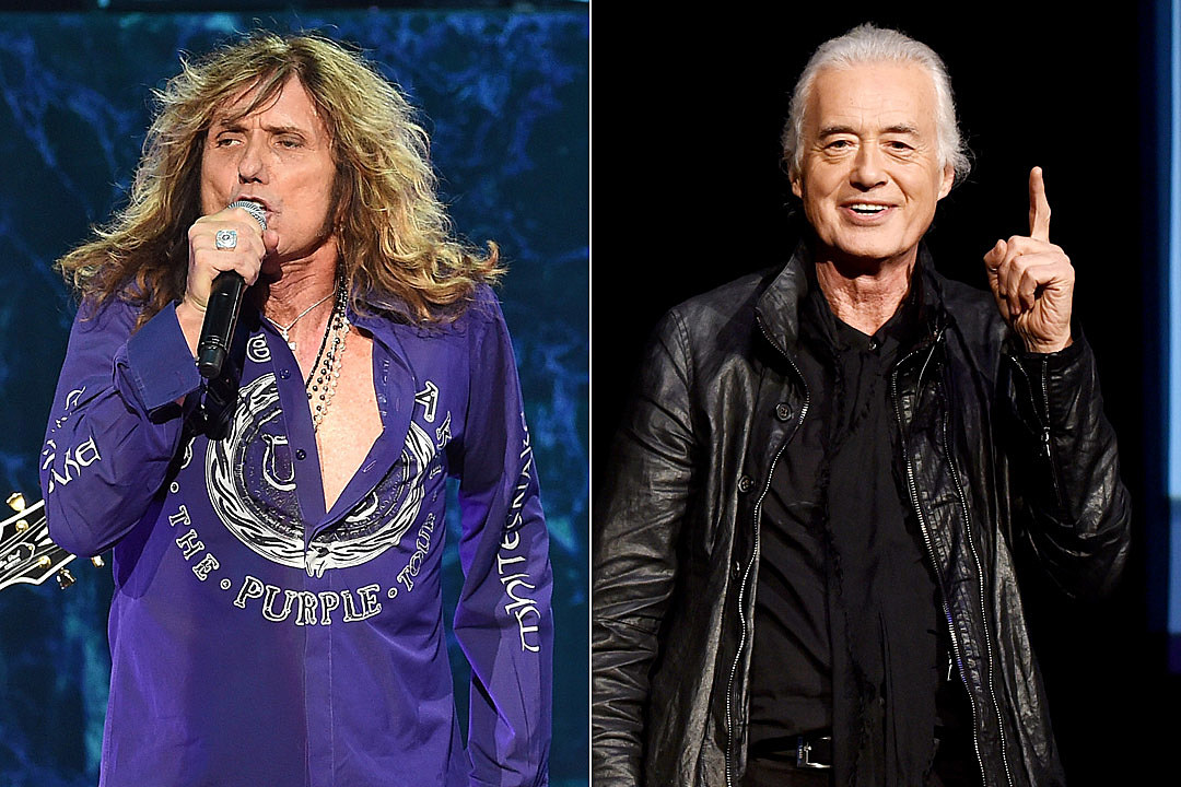 David Coverdale Feels Sorry for Jimmy Page