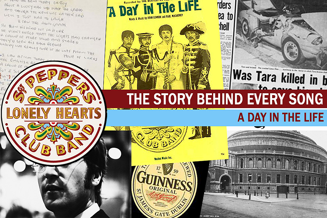 The Beatles Cap Their Masterpiece With 'A Day in the Life': The Story…