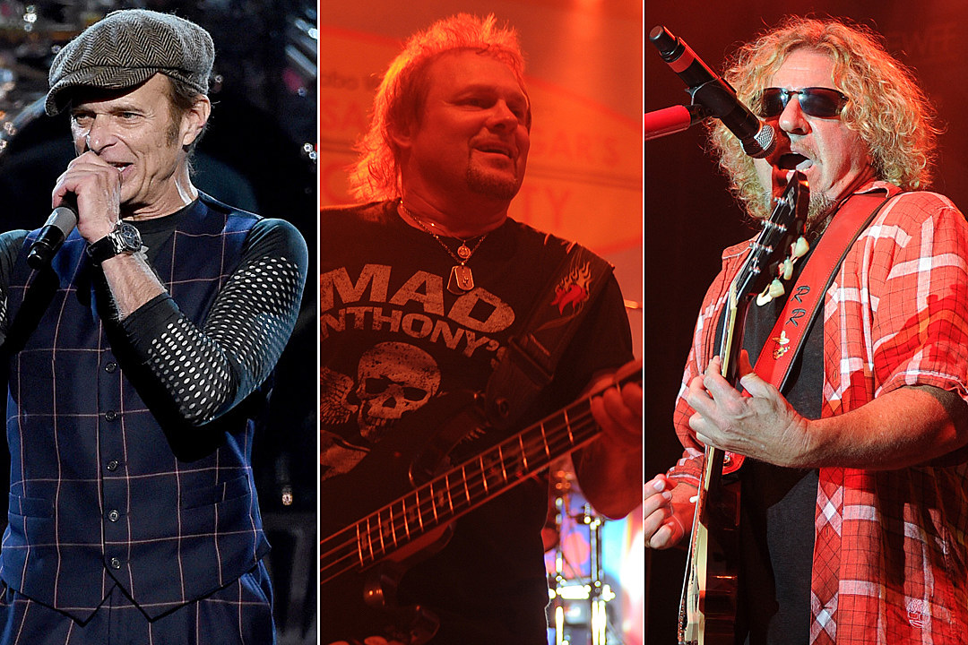 Michael Anthony Says Van Halen Could Tour With Both David Lee Roth and Sammy Hagar