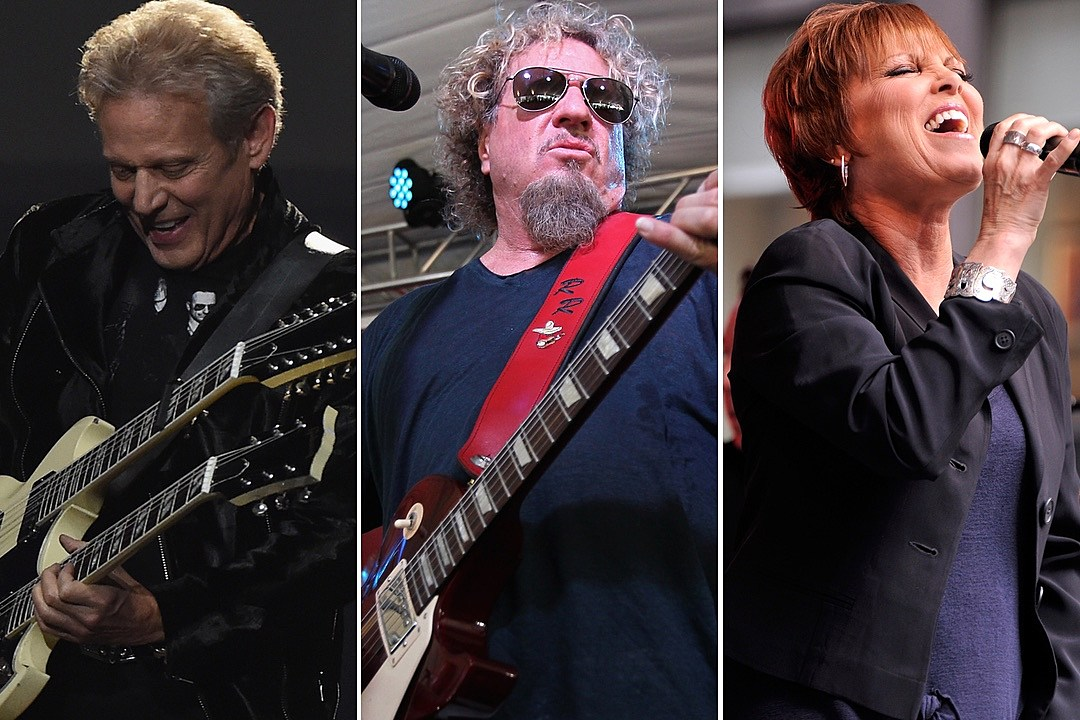 Watch Sammy Hagar, Don Felder and Pat Benatar Perform at the Acoustic 4 A Cure Benefit