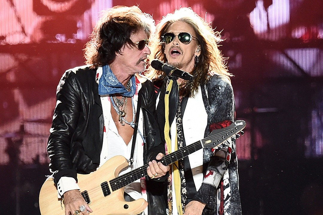 Aerosmith Kick Off Aero-Vederci Baby! Tour: Videos and Set List
