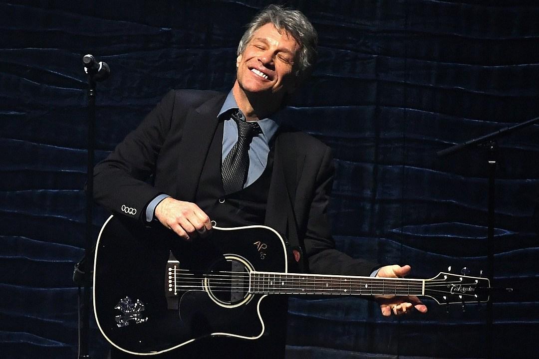 Bon Jovi Deliver Surprise Performance at College Graduation