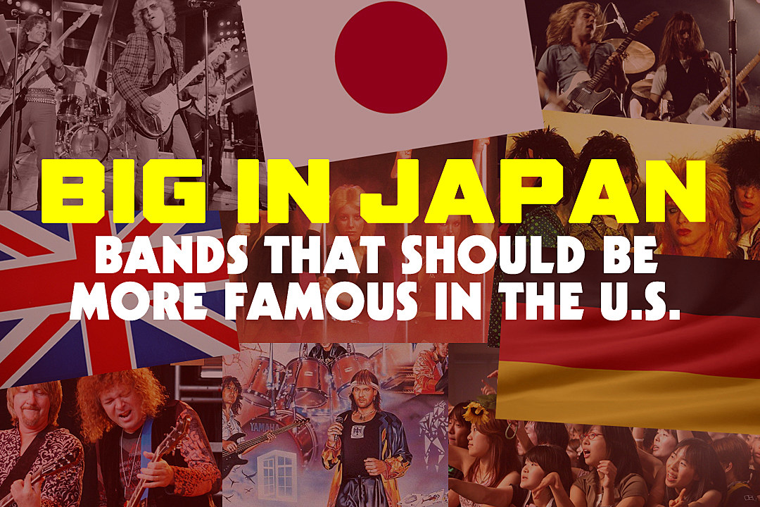 Big in Japan: Bands That Should Be More Famous in the U.S.