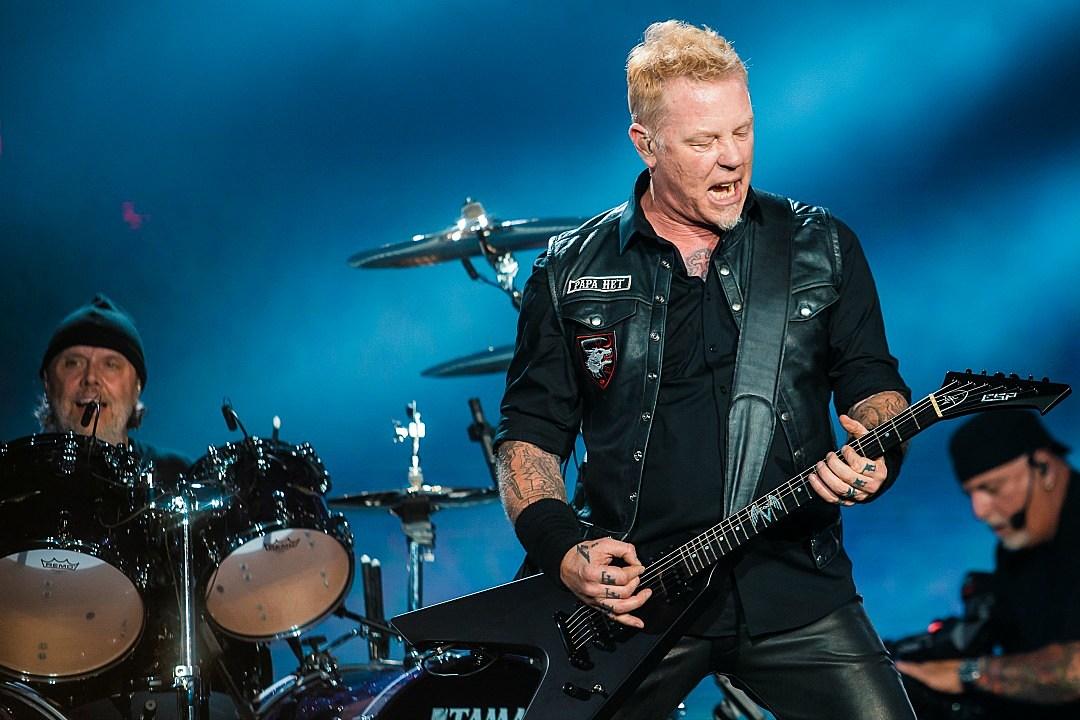 Metallica Kicks Off 2017 North American Tour: Video, Set List