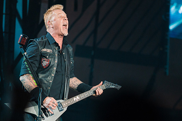 Metallica 2017 Set List Tracker: WorldWired Tour