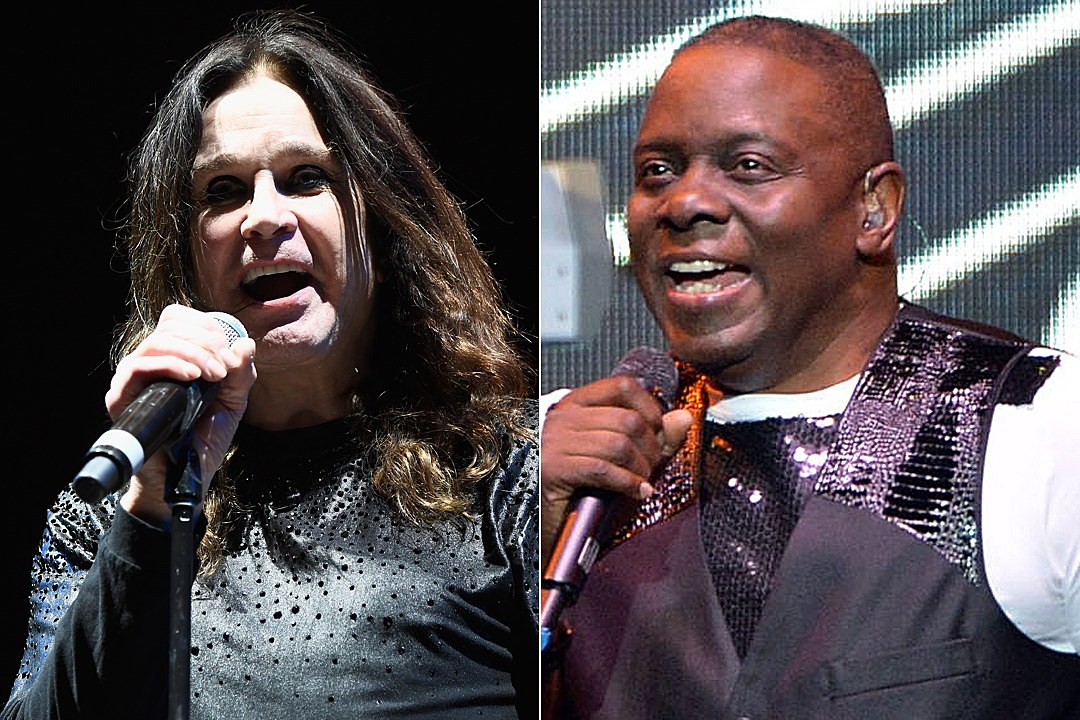 Listen as Ozzy Osbourne Is Brilliantly Mashed Up With Earth, Wind and Fire