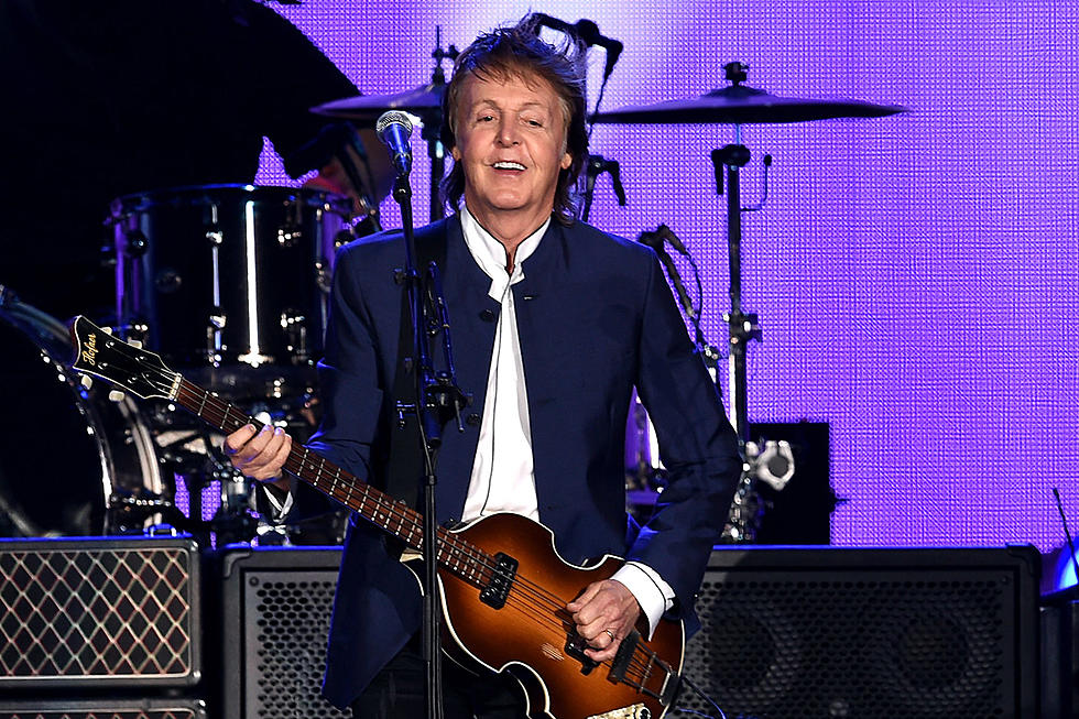 Paul McCartney And Sony Settle Beatles Copyright Suit