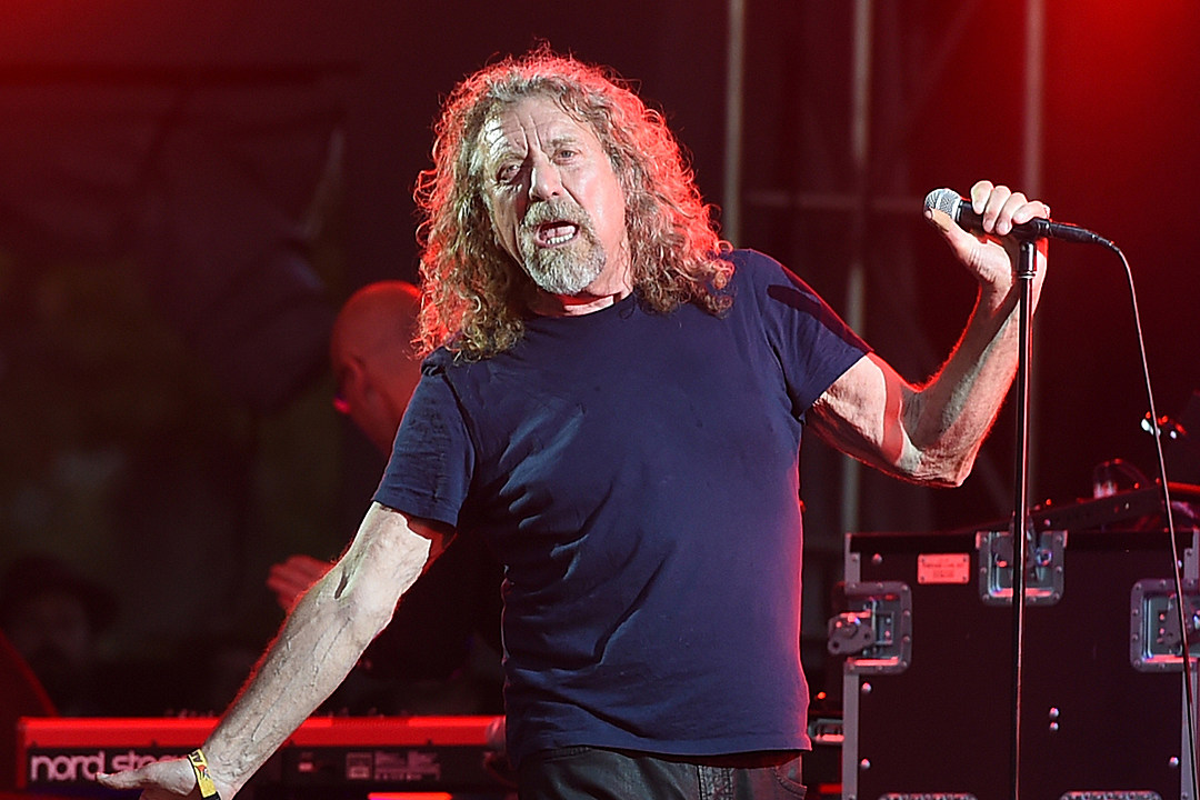Led Zeppelin's frontman Robert Plant hints the band are reuniting