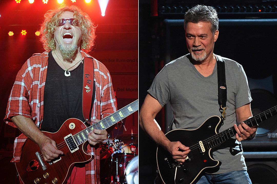 Sammy Hagar Says Van Halen Reunion Is