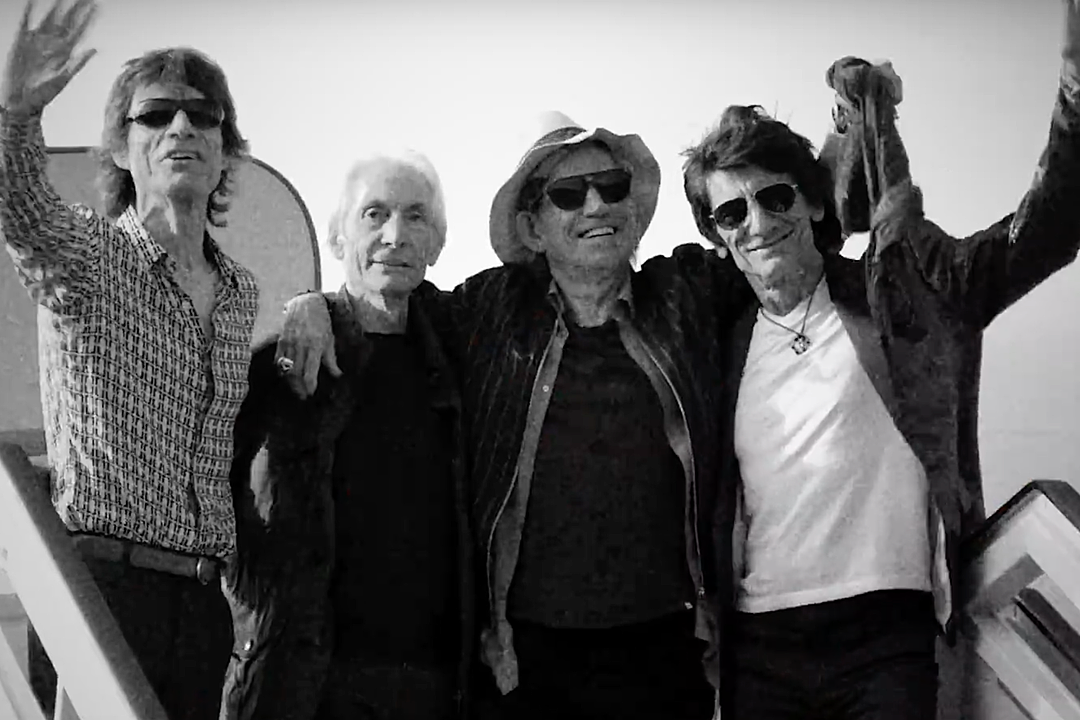Rolling Stones Announce