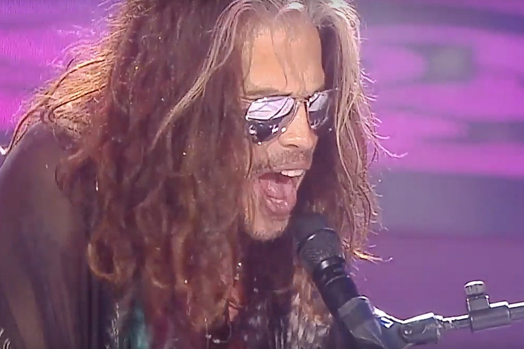 Watch Aerosmith Dedicate