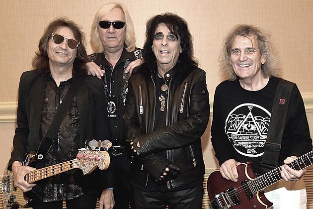 Alice Cooper band reunion
