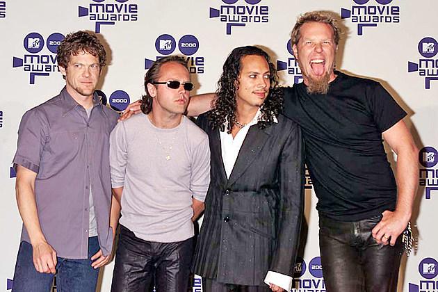 Jason Newsted and Metallica