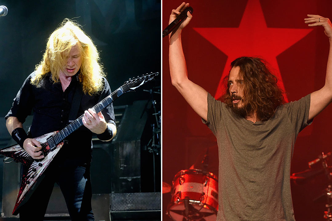 Watch Megadeth Pay Tribute to Chris Cornell With Live Cover of