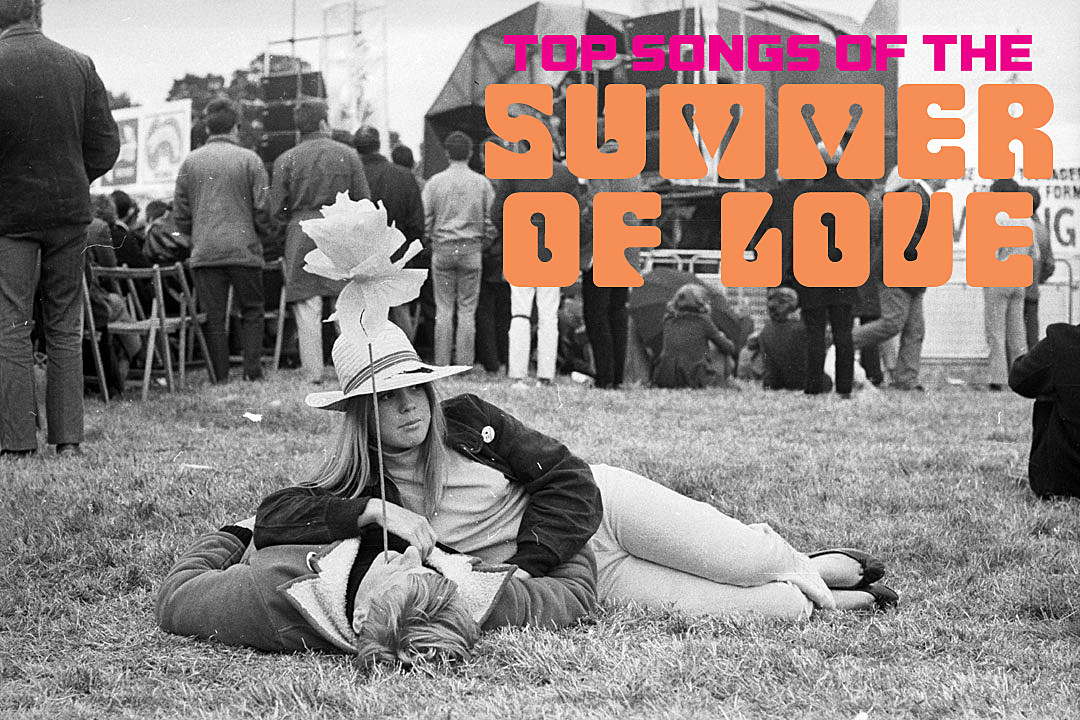 Top Songs of the Summer of Love