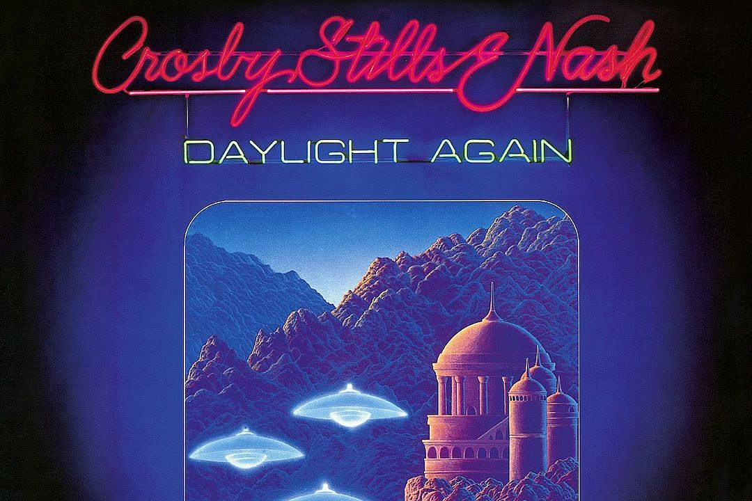 35 Years Ago: Crosby, Stills and Nash Reunite, Sort of, for 'Daylight Again'