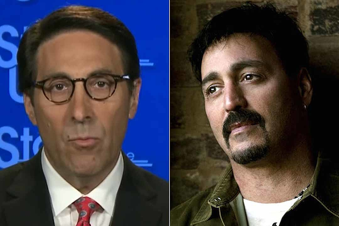 One of Donald Trump's Lawyers Is in a Rock Band With Former Kansas Singer John Elefante