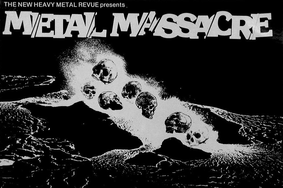 35 years ago metallica release their first song on metal massacre compilation - Metallica Christmas Songs